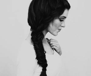 beautiful, beauty, and blackwhite image