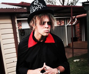 ashton irwin, 5sos, and Halloween image