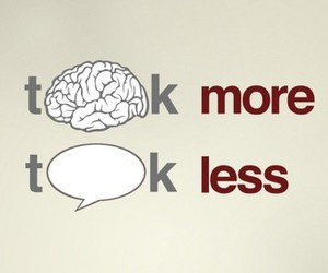 talk, text, and think image