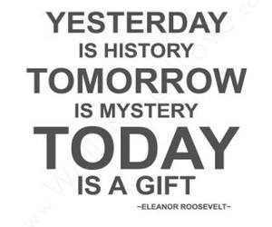 quotes, gift, and history image