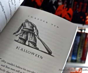 book, Halloween, and harry potter image