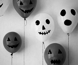 black and white, mtv, and boo image