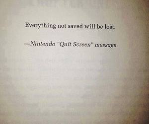 quotes, nintendo, and lost image