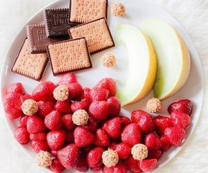 berries, cupcake, and desserts image