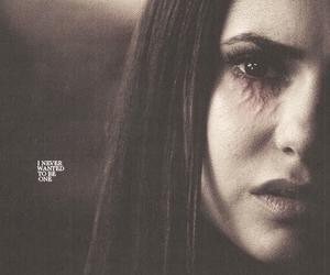 vampire, Nina Dobrev, and the vampire diaries image