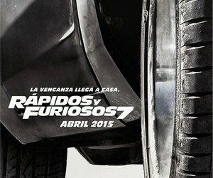 furious 7 and rapidos y furiosos 7 image