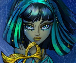 monster high and cleo de nile image