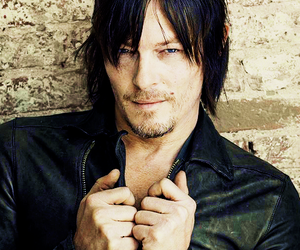 norman reedus, daryl, and the walking dead image