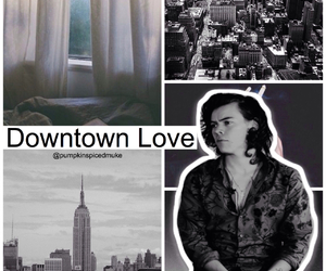 city, one direction, and edit image