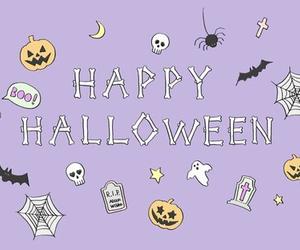 Halloween, happy halloween, and pumpkin image