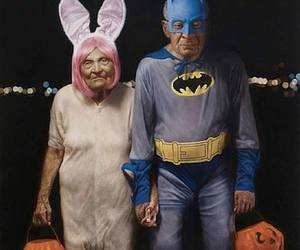 Halloween, batman, and funny image