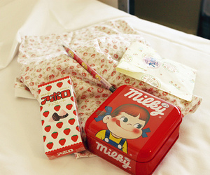 candy, floral, and japan image