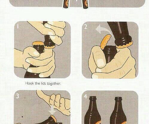 beer, funny, and open image