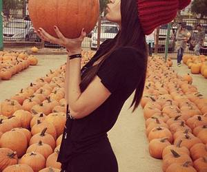 Halloween and kendall jenner image