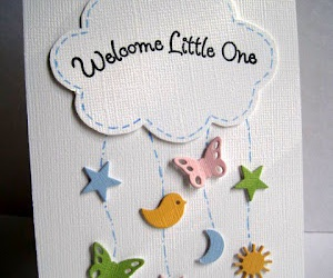 baby, card, and crafts image