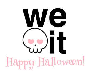 Halloween, happy, and we heart it image