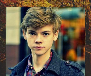 thomas sangster, newt, and boy image