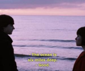 submarine, indie, and ocean image
