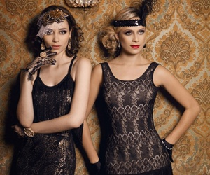 20s, dress, and flapper image