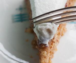 cake, nuts, and hazelnut image