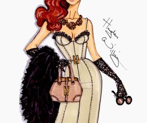 fashion, hayden williams, and sketch image