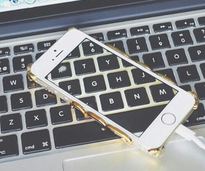 iphone, apple, and cool image