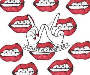 lips, wallpaper, and whatever image
