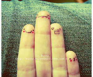 fingers and cute image