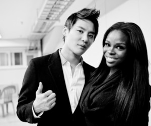 interracial, junsu, and kpop image