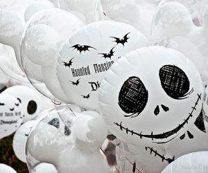 disney, balloons, and jack image