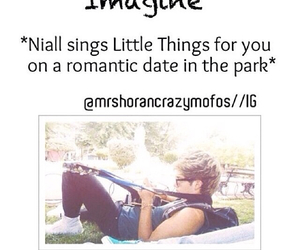 imagine, niall horan, and imagines image