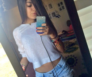 girl, instagram, and instagirls image
