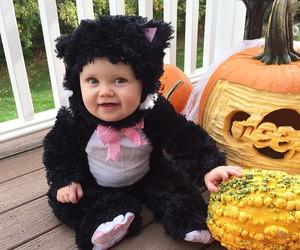 baby, Halloween, and love image