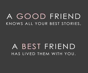 friends, best friends, and life image