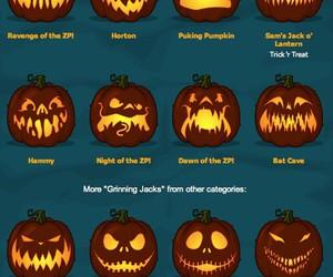 Halloween and pumpkin image