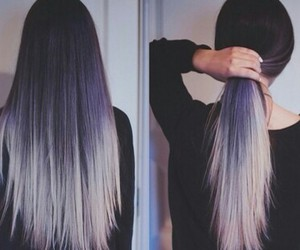 hair and ombre image
