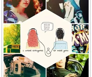 book, eleanor and park, and eleanor image