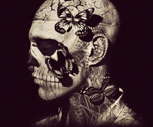 forever zombie boy image