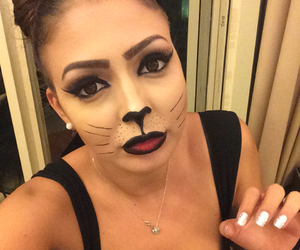 Halloween, makeup, and cute image