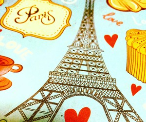 eiffel tower, wallpaper, and france image