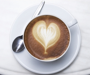 cocoa and heart image