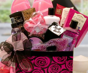gifts, gift baskets, and spa image