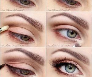eyes, streili, and eyeshadow image