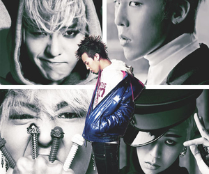 gd, bigbang, and g-dragon image