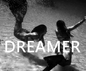 dreamer, grunge, and ocean image