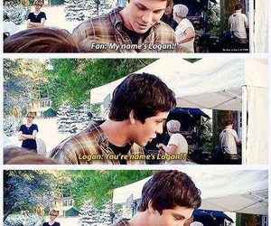 logan lerman and logan image