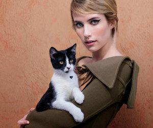 emma roberts, flaunt, and FLAUNT magazine image