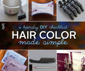 checklist, diy, and hair image