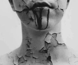 blood, broken, and drips image