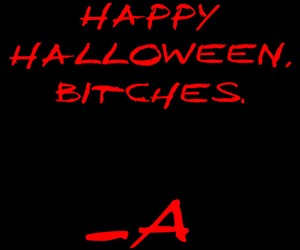 Halloween, pll, and happy image